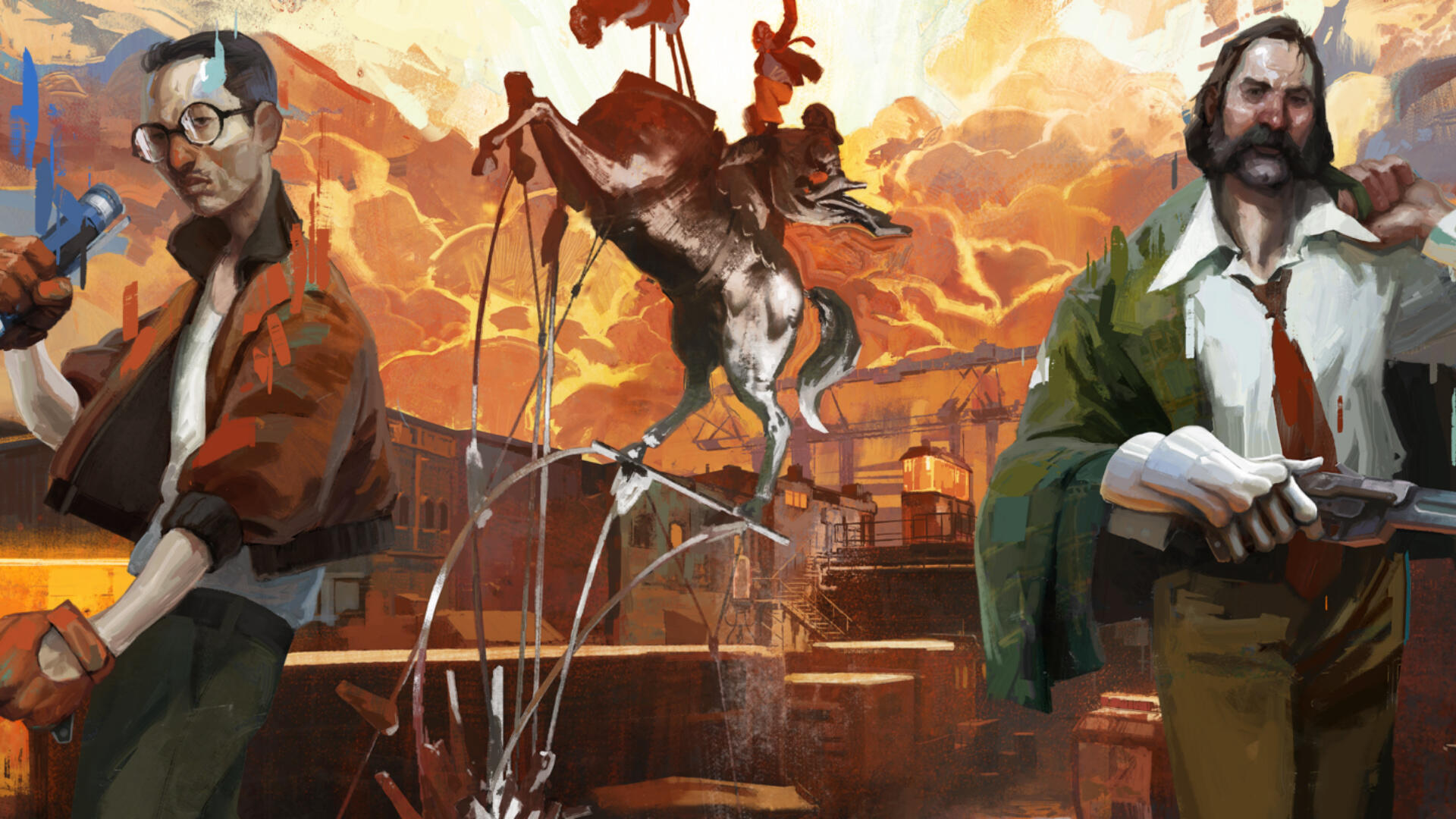 Disco Elysium Review: The Voices in Your Head Are Real, and They'll Get You in Trouble