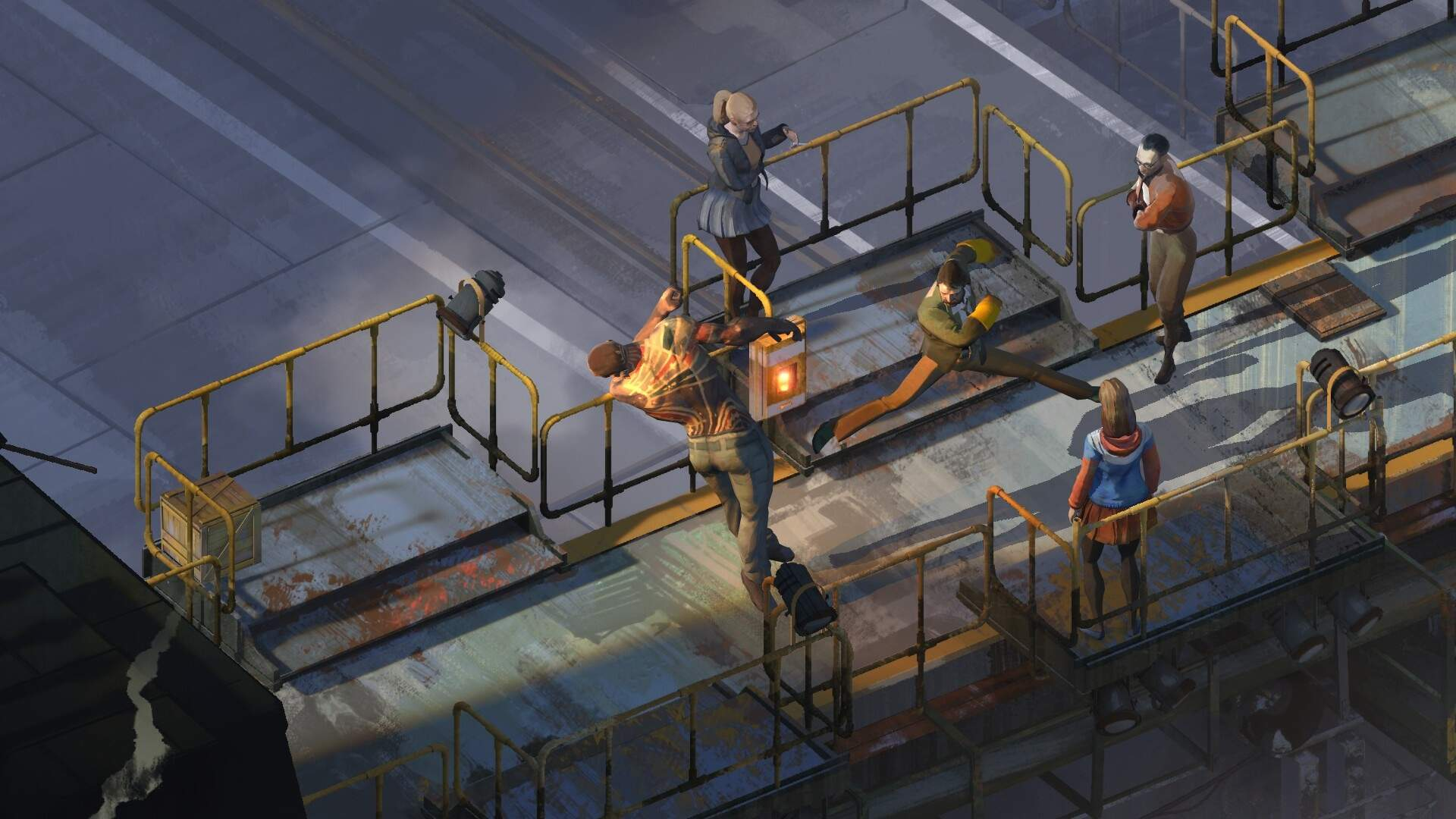 Disco Elysium: How to Get the Hanged Body Down and Get Past Measurehead
