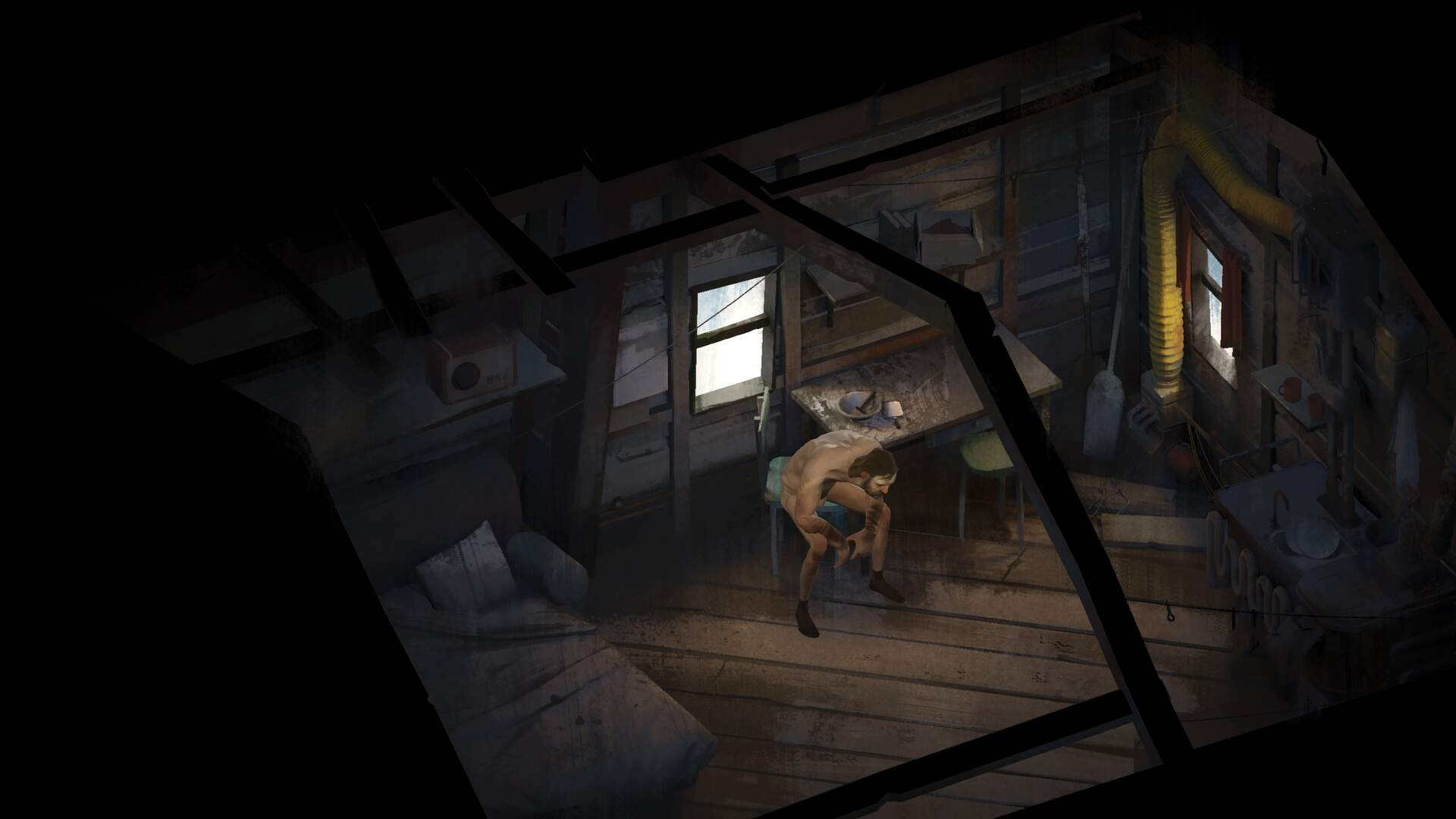 Disco Elysium: Where to Sleep On the First Night and How to Sleep for Free