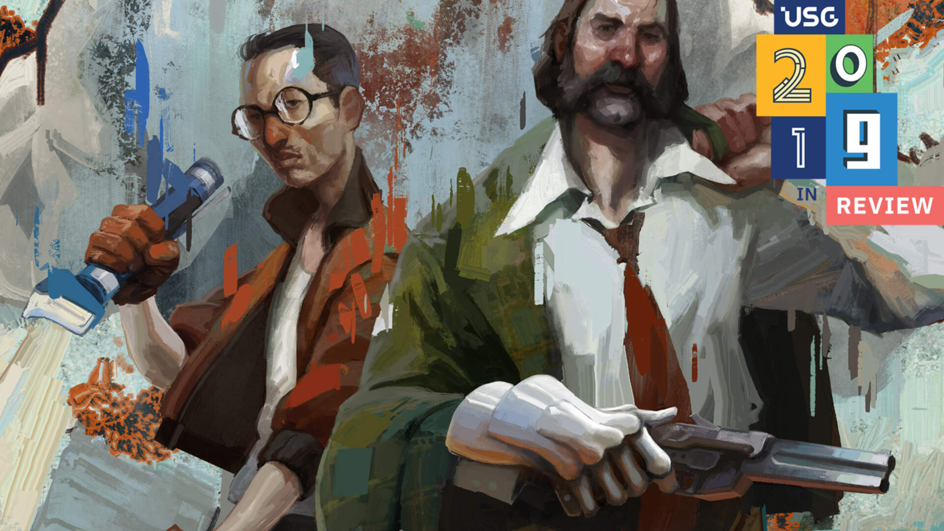 USG Game of The Year 2019: Disco Elysium Let Us Be Human, No Matter the Cost