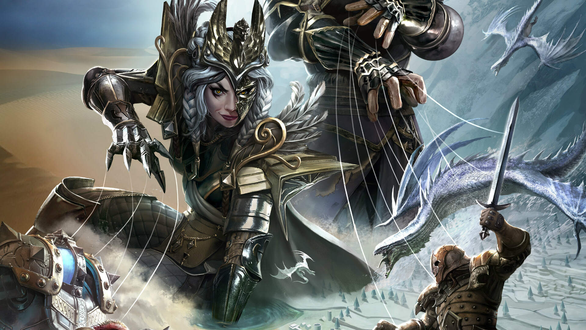 Divinity: Fallen Heroes Hands-On: We Talk to Larian Studios About Its Surprising Divinity: Original Sin 2 Spinoff