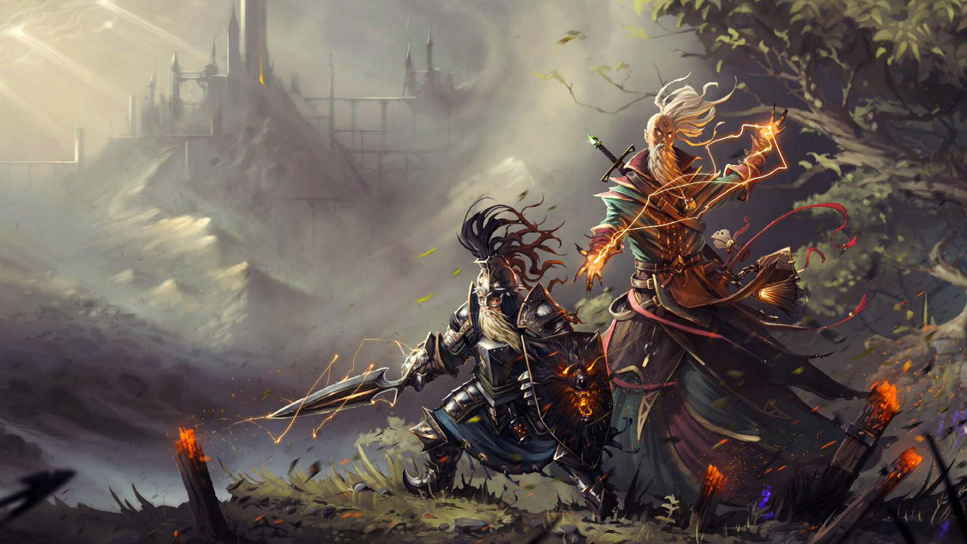 Divinity Original Sin 2, One of This Generation's Best RPGs, is Headed to iPad