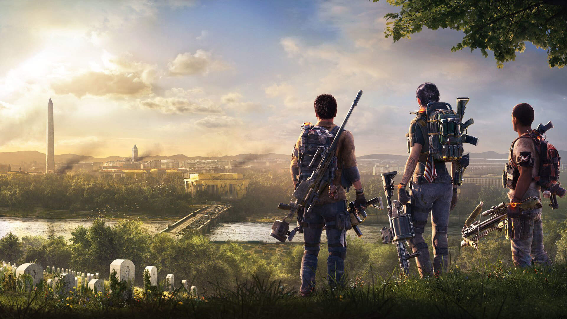The Division 2 PvP Preview: Three Dark Zones, Gear Normalization, and the Endgame Occupied DZ