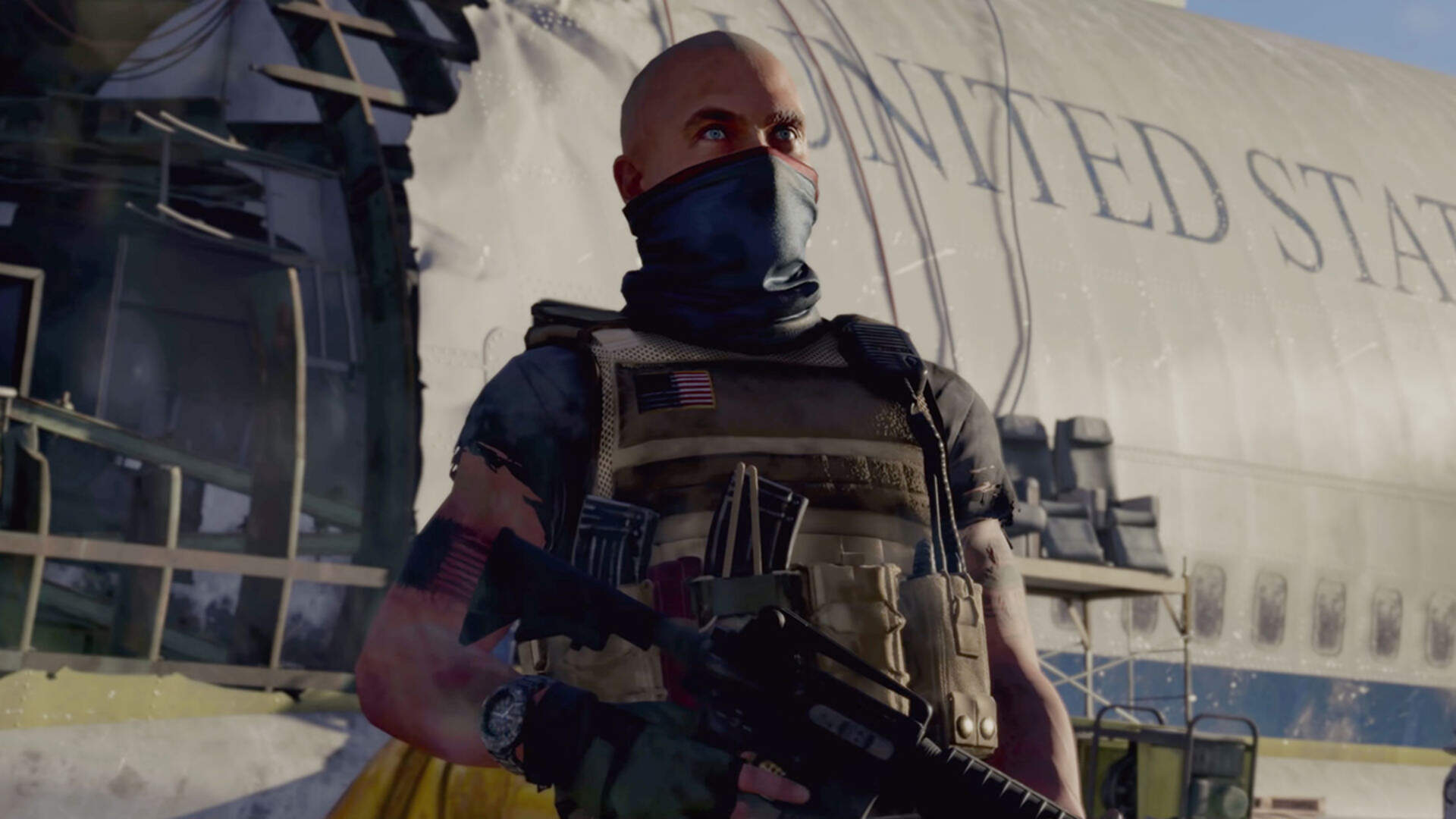 Gunner is the Newest Specialization Coming to The Division 2