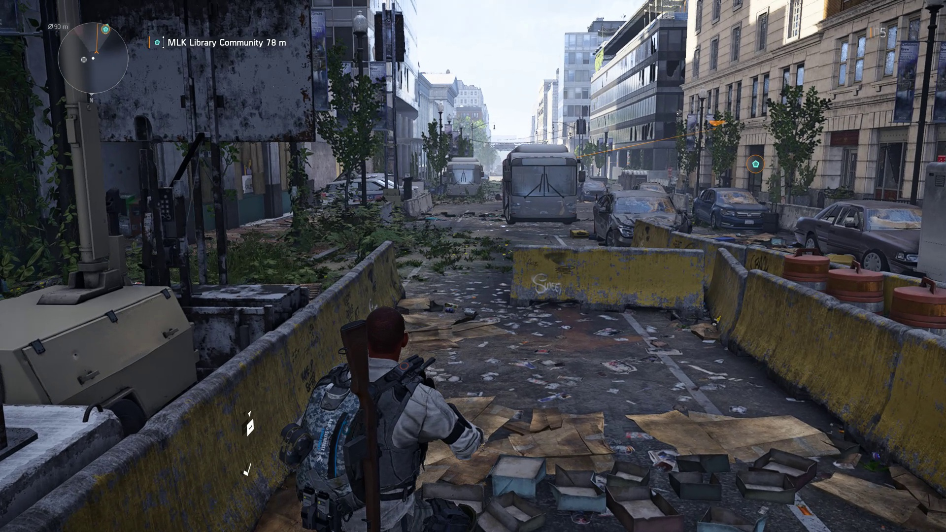 The Division 2 Review: 10 Hours and Counting – Gamer Dunk