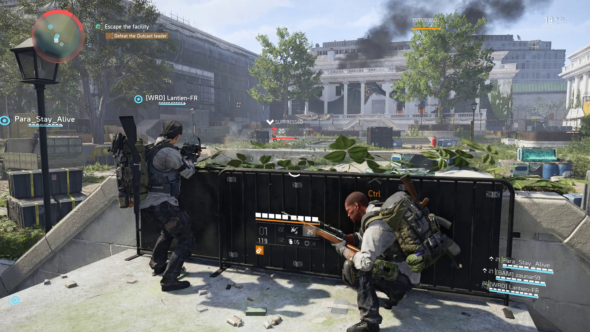 The Division 2 Can Be Played Solo, But We Wouldn't Recommend