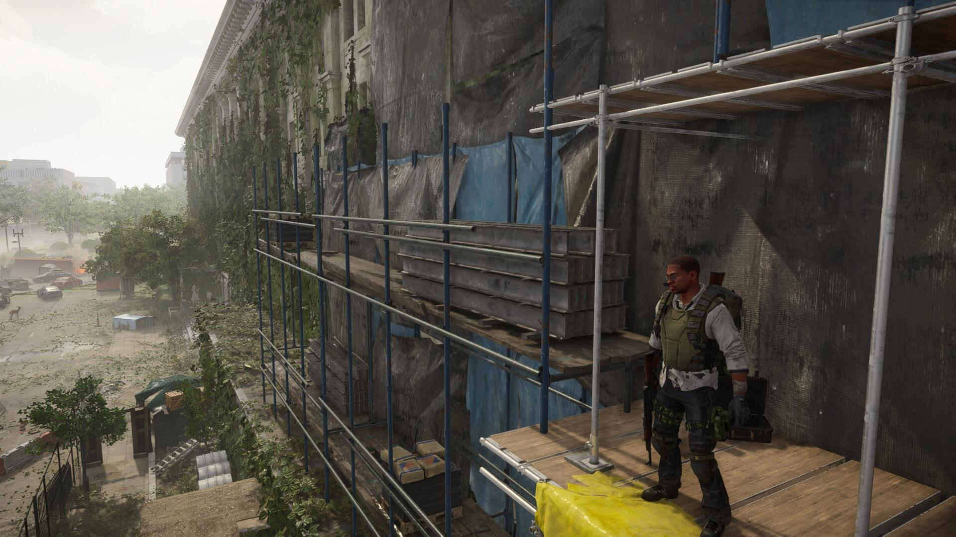 The Division 2 Can Be Played Solo, But We Wouldn't Recommend It