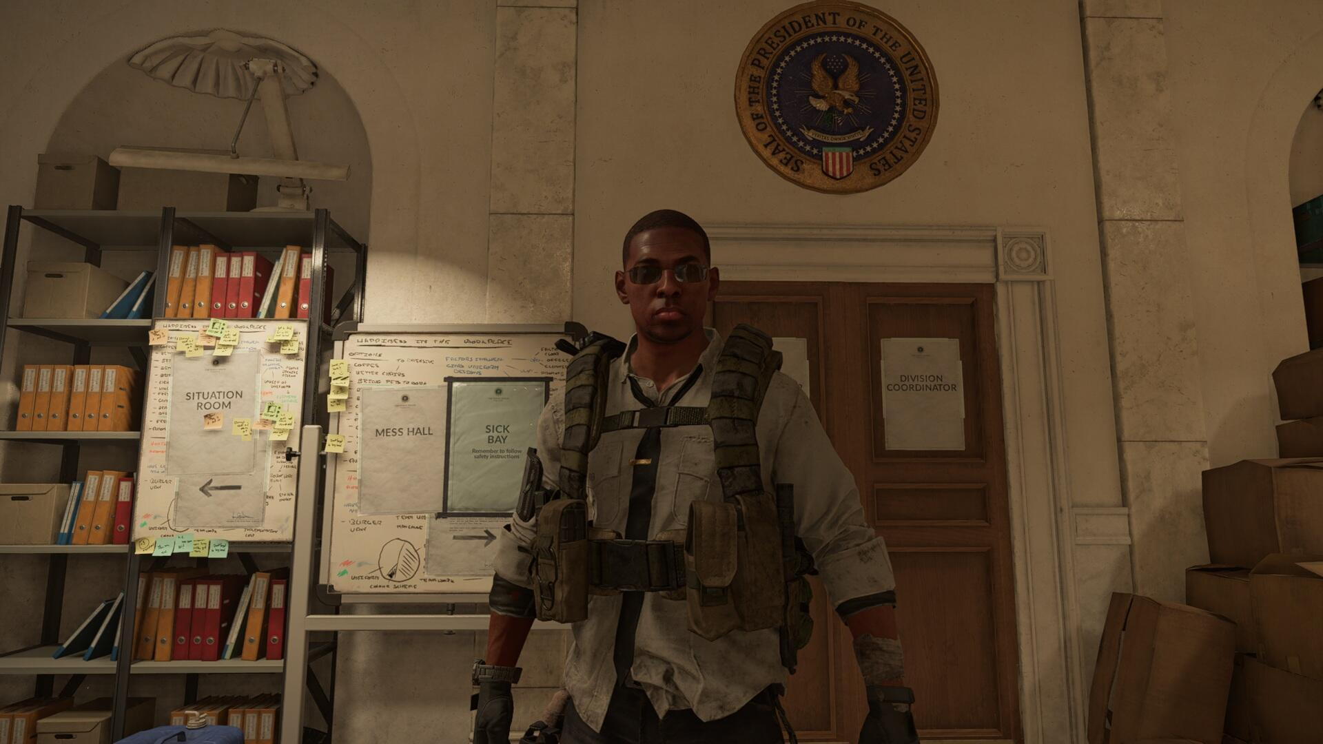 How to Change Your Hairstyle in The Division 2 | USgamer