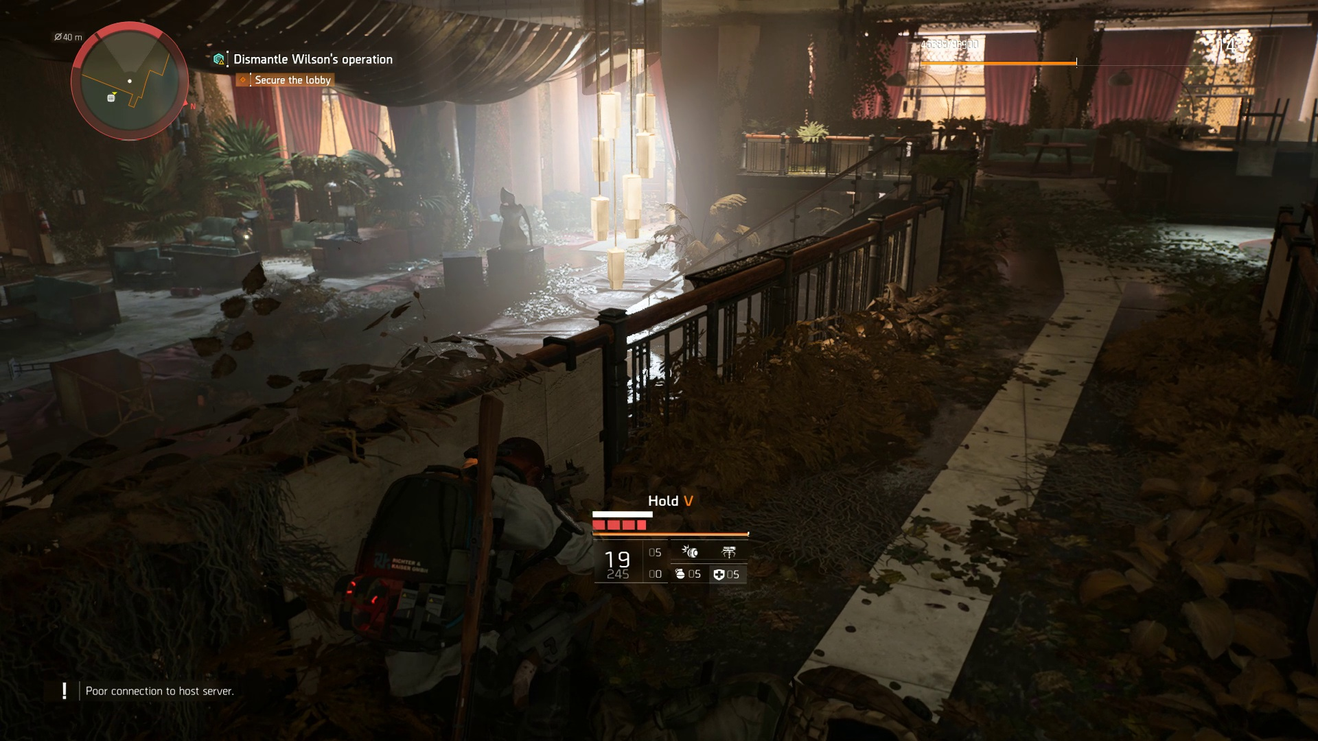 The Division 2 Mike 01 Ps4