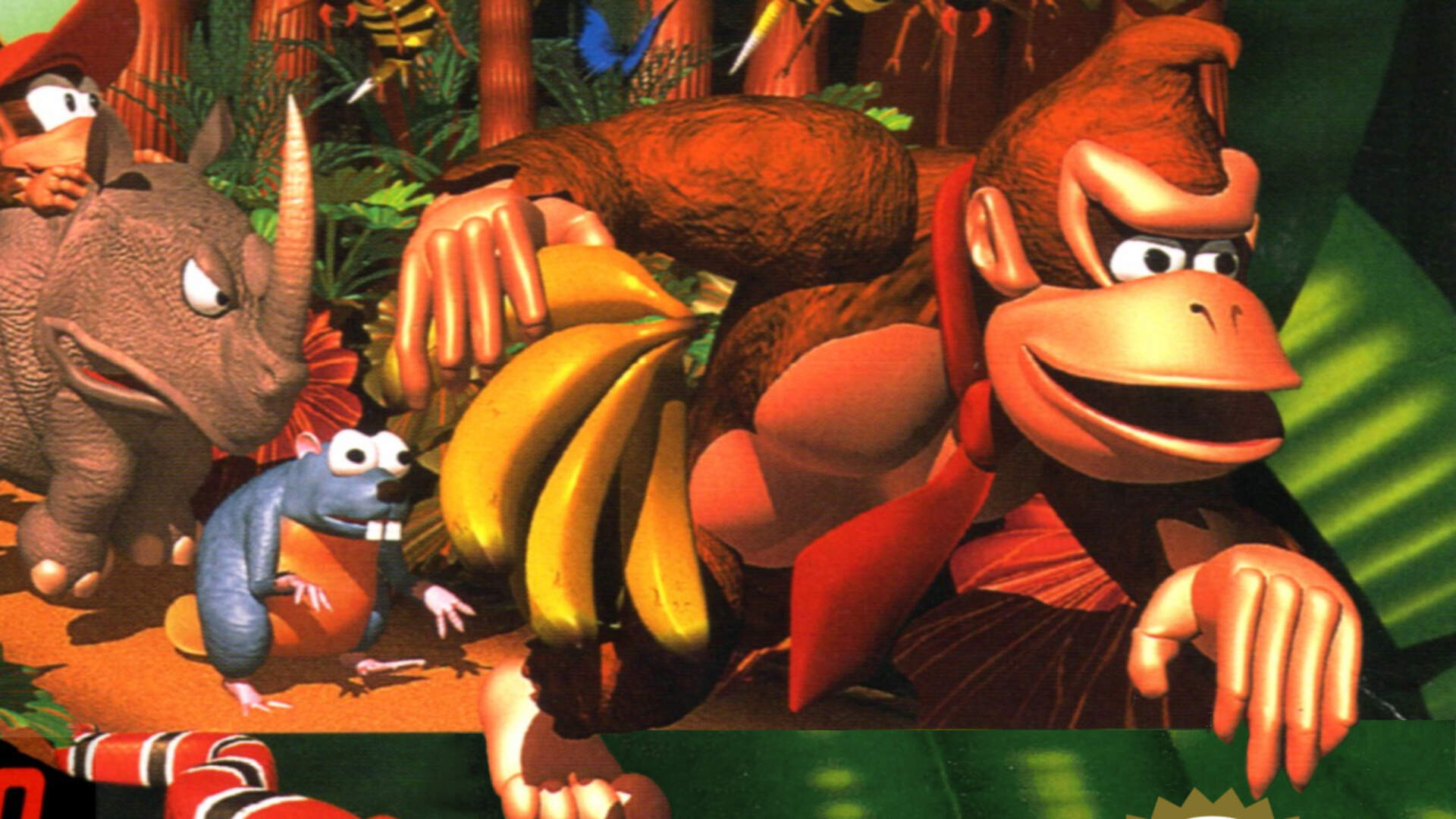 Donkey Kong Country Turns 25: Gaming's Biggest Bluff
