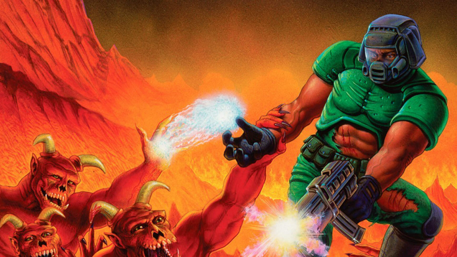 Doom and Doom 2 on Console Are Getting Free Classic Map Pack Add-Ons