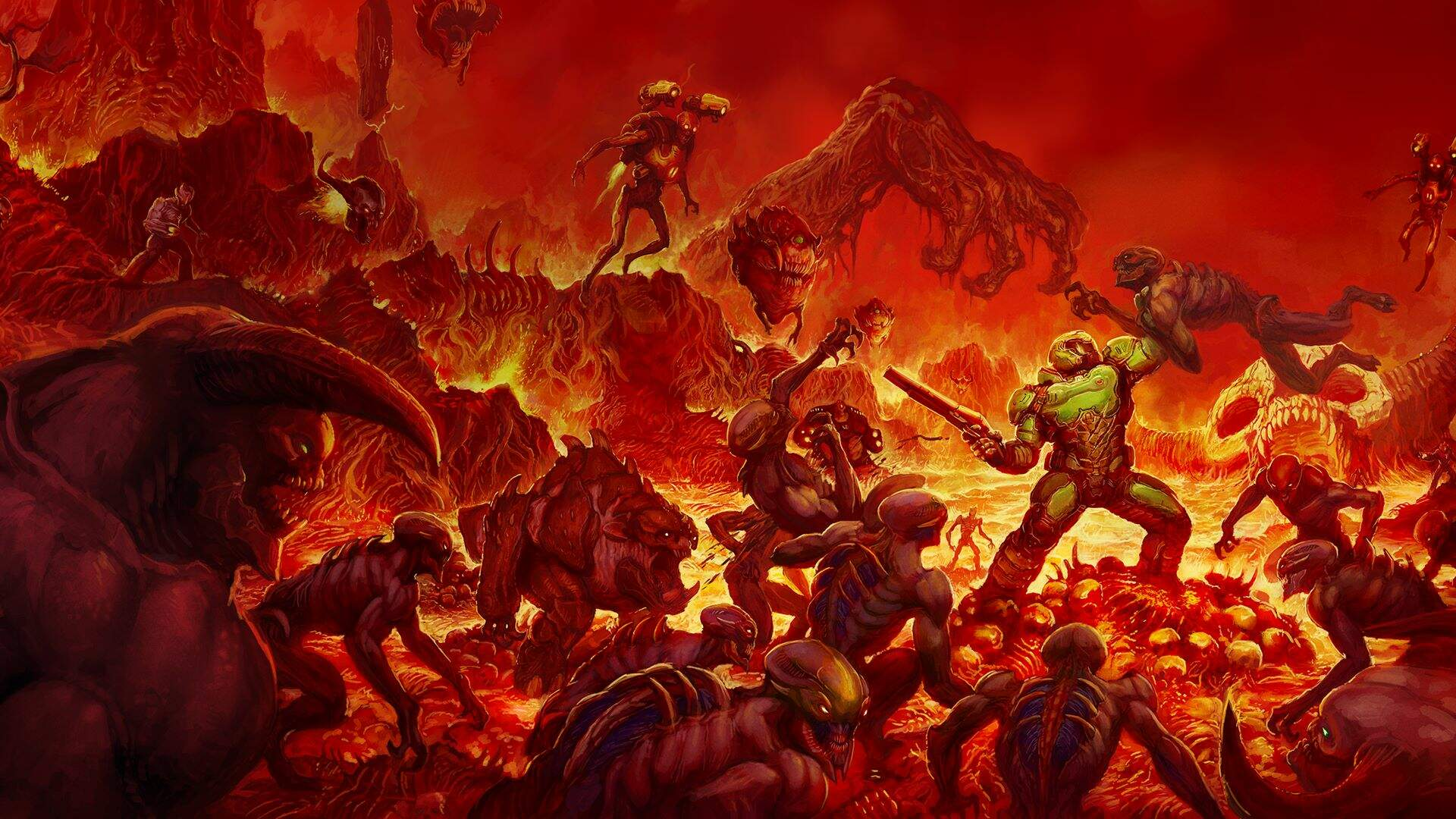 Doom Was First Triple-A Game Brought Up on Stadia, id Software Says