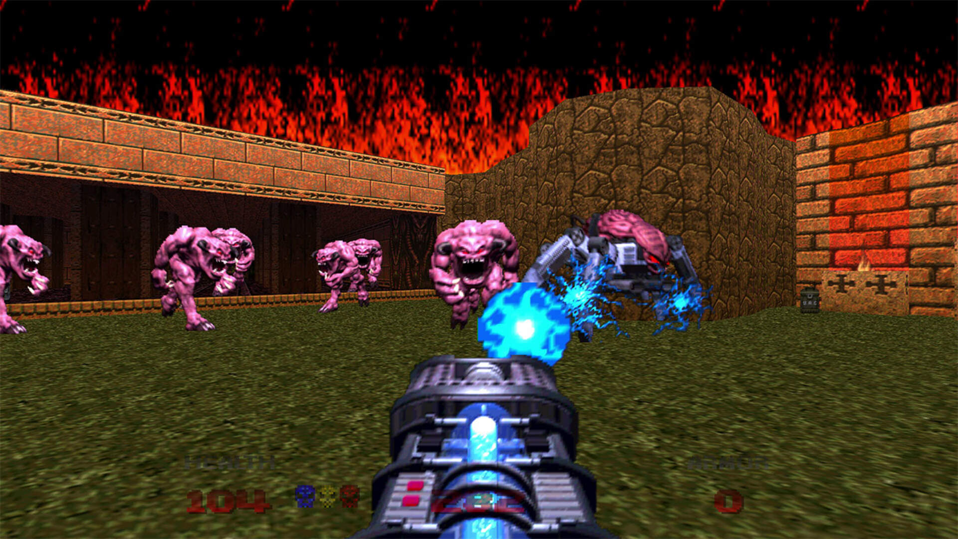 Doom 64 Port Gets New Trailer, Will Release as Pre-Order Bonus Alongside Doom Eternal
