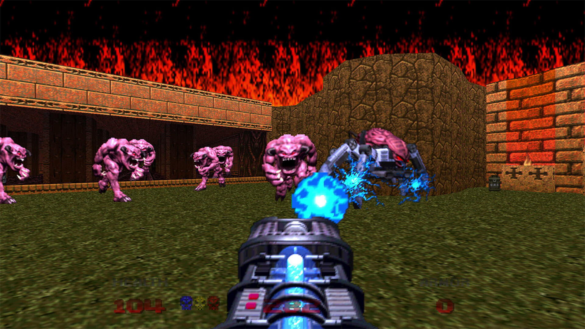 pistol doom eternal unofficial access pc gamer