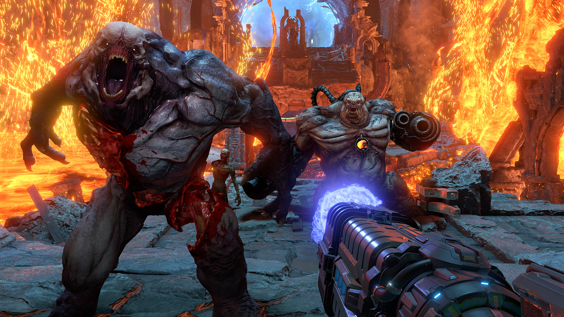 Doom Eternal Hands-On: How Some New Tricks Impact Doom's