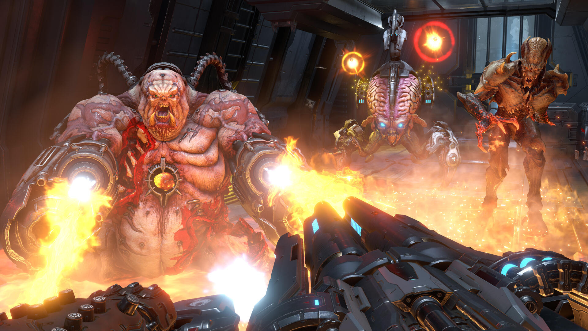Doom Eternal Will Have Two Single-Player DLC in the First Year of Launch