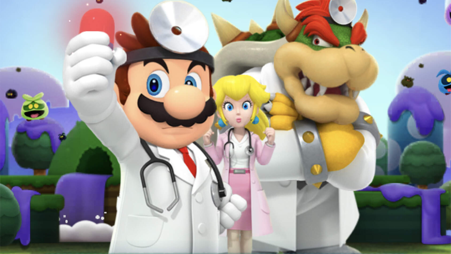 Dr. Mario World is Breaking My Brain, But in a Good Way