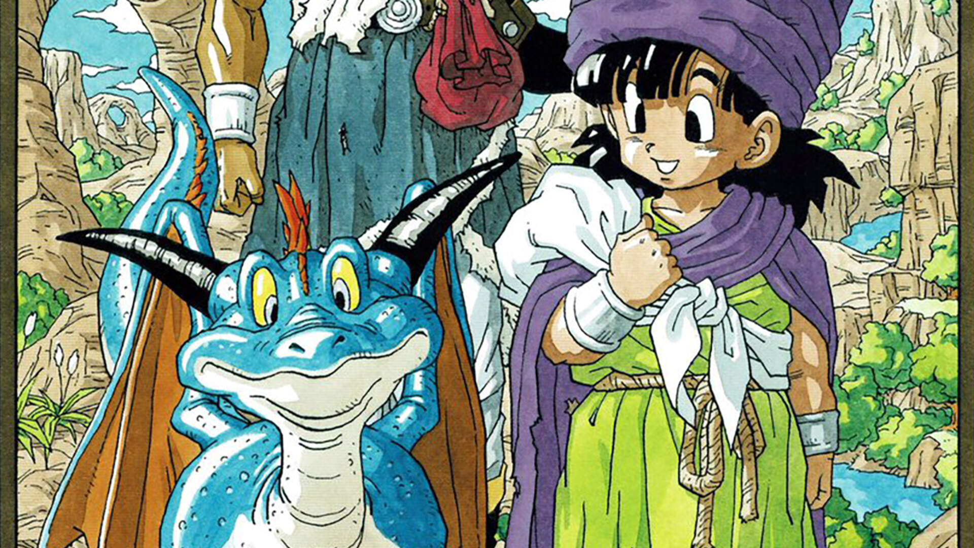 The Top 25 RPGs of All Time #8: Dragon Quest 5
