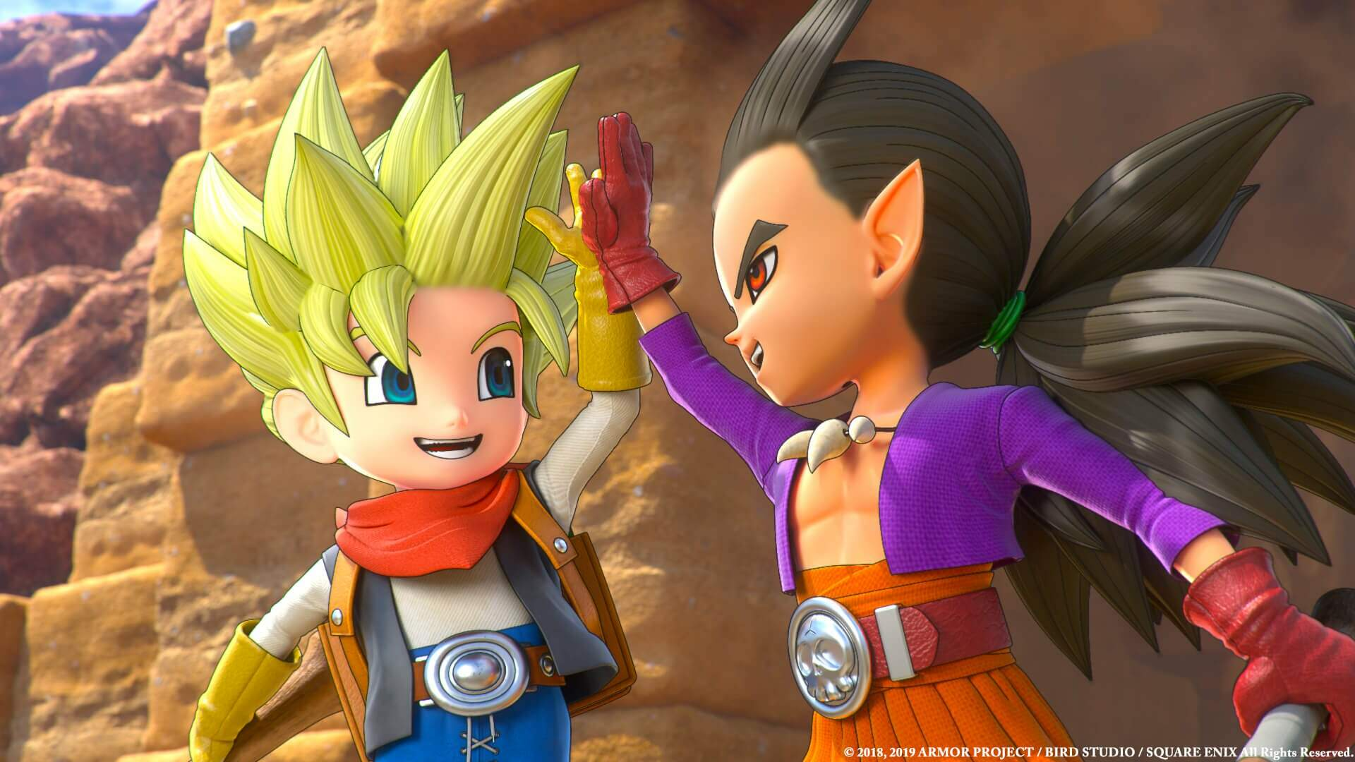 Dragon Quest Builders 2 Multiplayer - How to Unlock on PS4 and Switch