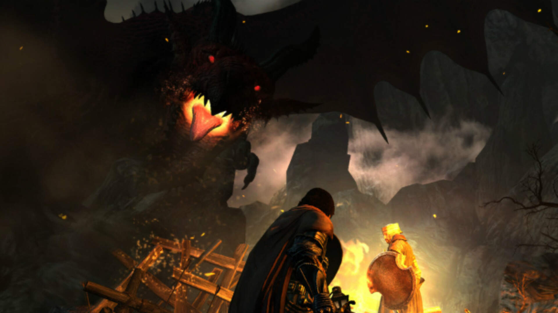 Dragon S Dogma Dark Arisen Coming To Switch This April Usgamer