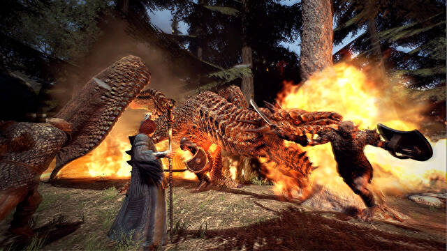 Dragon's Dogma on Switch Proves We Need More PS3 and Xbox 360 Ports