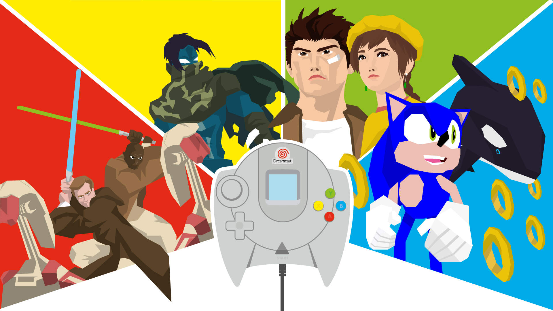What's Your Favorite Dreamcast Game?