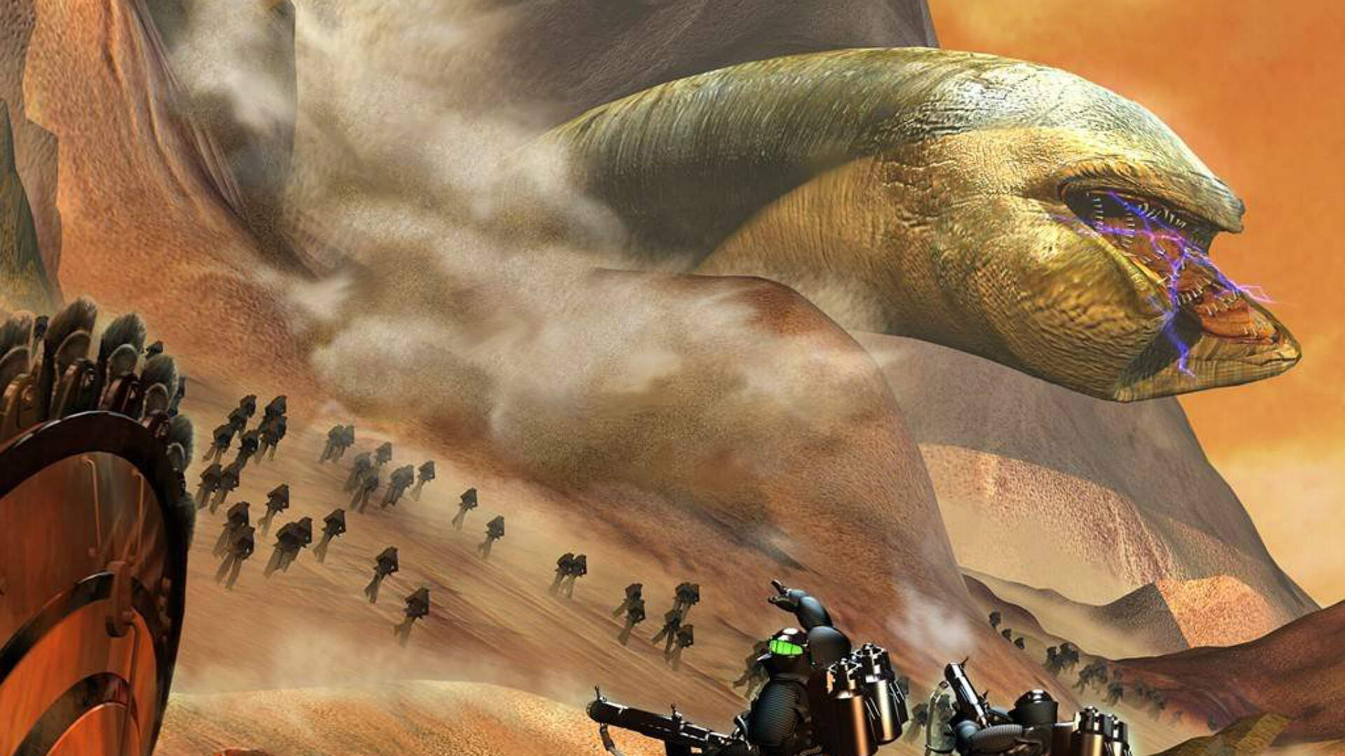 Conan Developer Funcom Picks Up the Rights to Make Dune Games