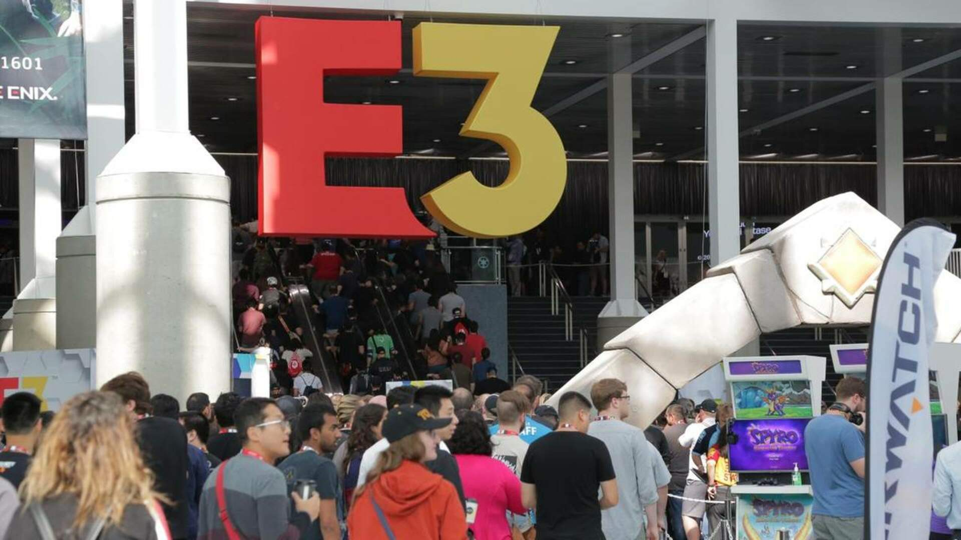 The President of The ESA On The Waning of Big Names at E3, Winning Back Media's Trust, and More