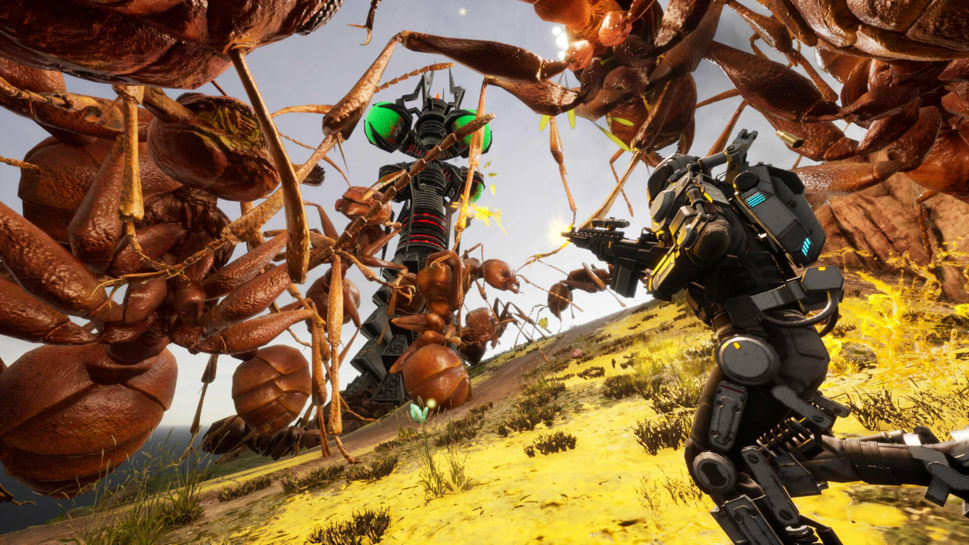 Earth Defense Force: Iron Rain's Producer on Finding New Fans in the West