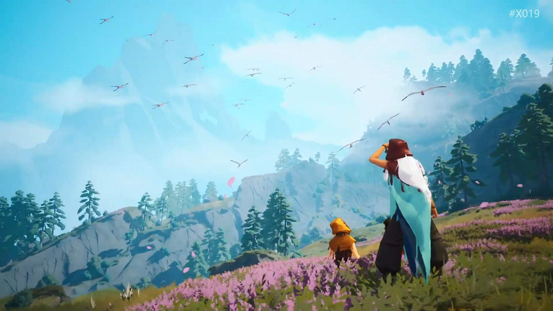 Rare Announces Everwild, Its Mysterious New IP