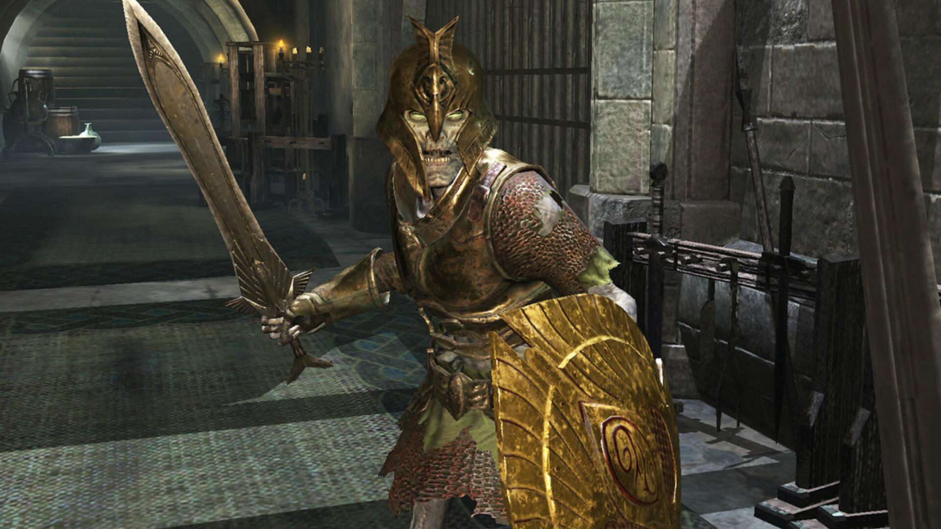 The Elder Scrolls: Blades is Coming to Switch This Fall, Still Free-to-Play and Cross-Save With Mobile Version