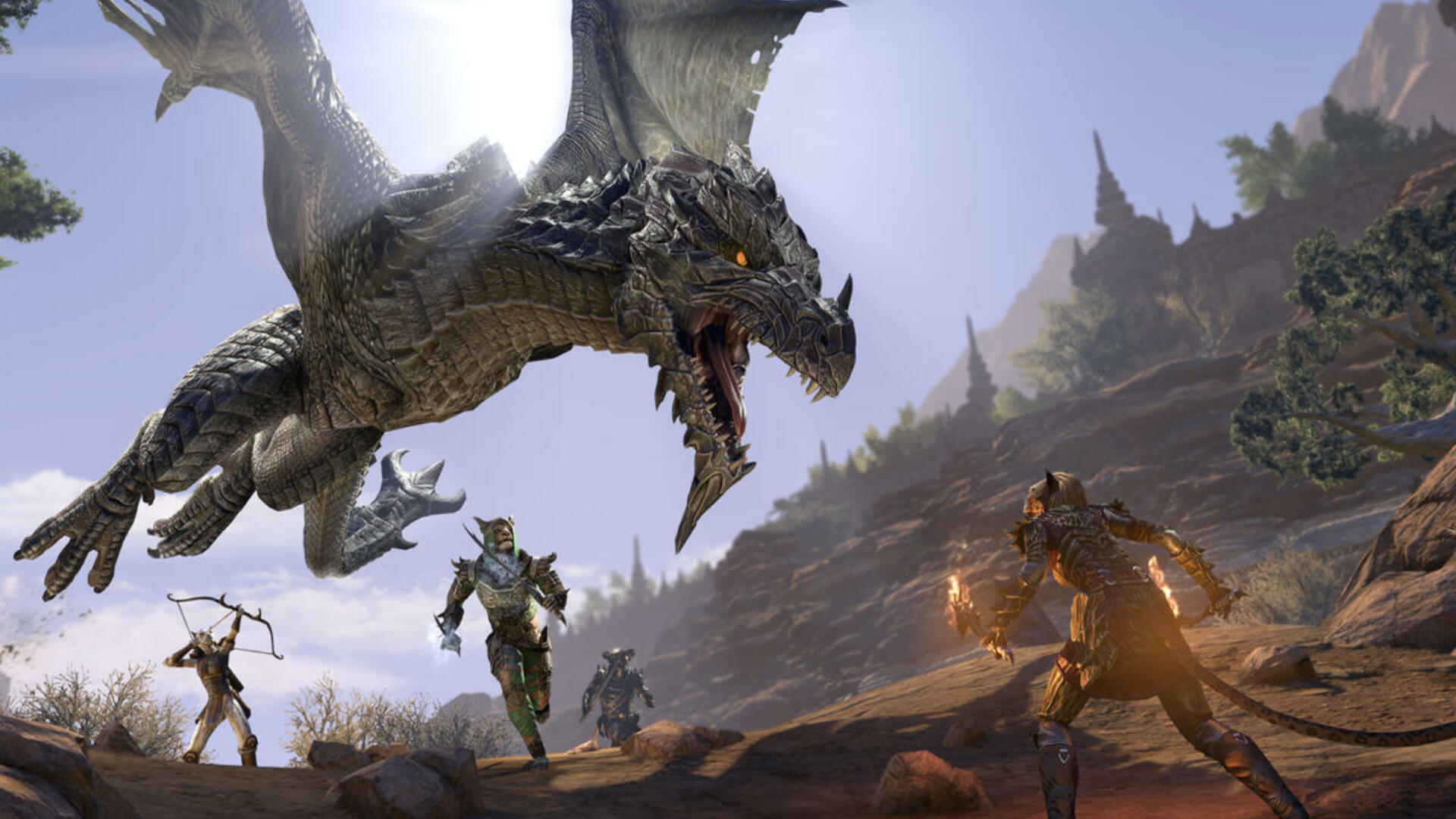 """Bethesda's Promotional """"Elsweyr"""" Tabletop RPG May Have Plagiarized a D&D Campaign"""