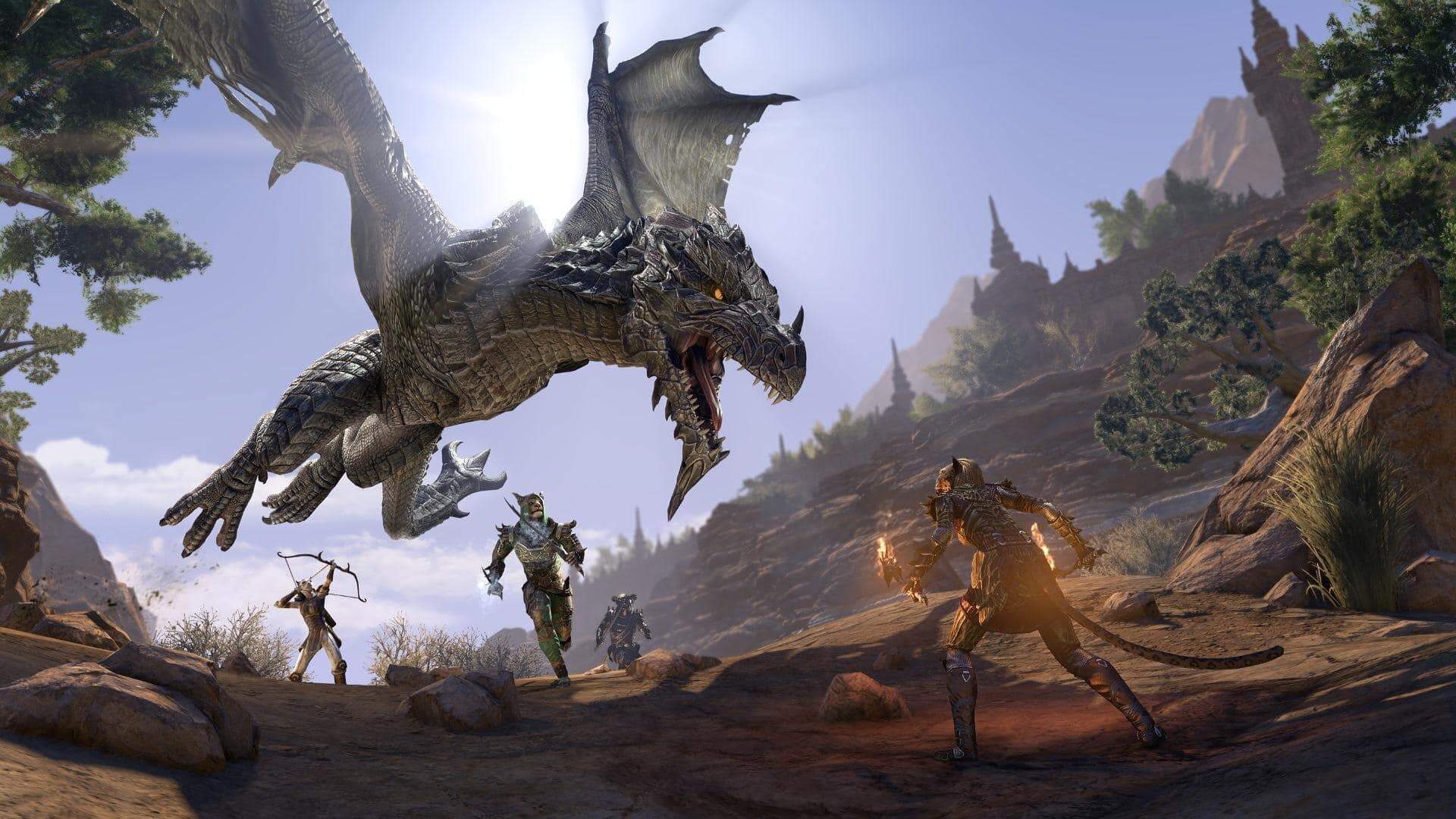 Elder Scrolls Online Reaches 13.5 Million Lifetime Players