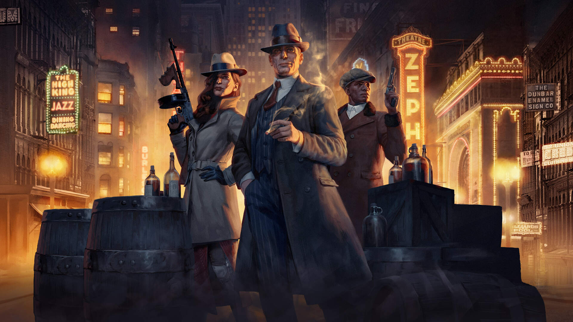 Empire of Sin, the Prohibition Mob Sim From Brenda Romero, Has Been Delayed