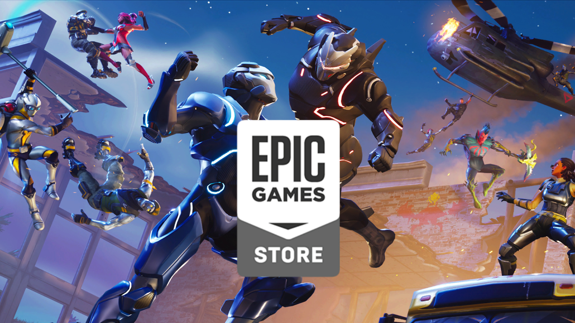 Something went wrong Epic Games Launcher error [FULL FIX]  |Epic Games