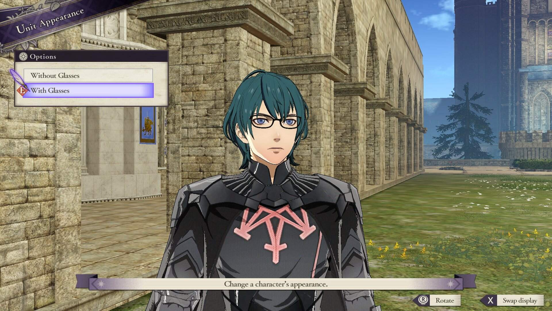 Fire Emblem: Three Houses Expansion Pass DLC Includes Stat Boosters, New Battles, and Stylish Glasses for Byleth