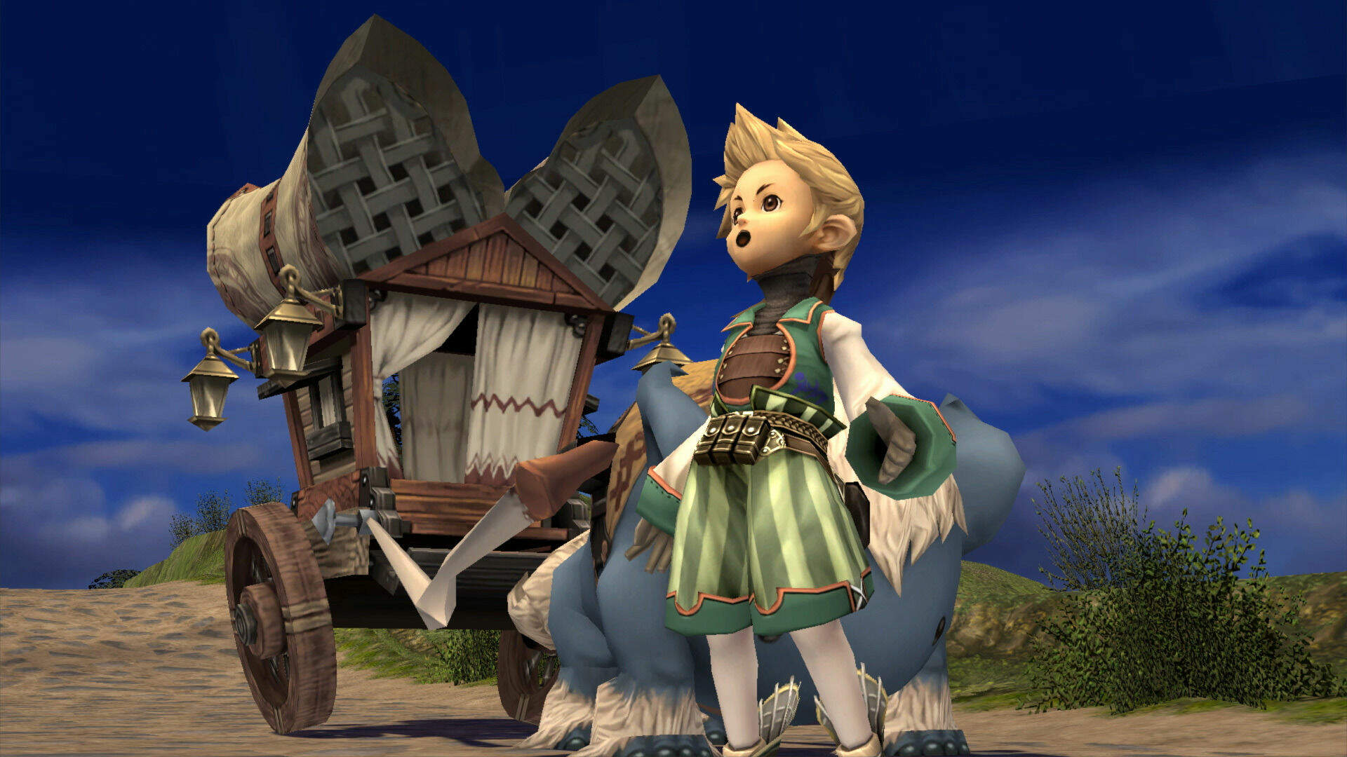 Final Fantasy: Crystal Chronicles Remaster's Demo Will Let Players Team Up With Full Game Owners
