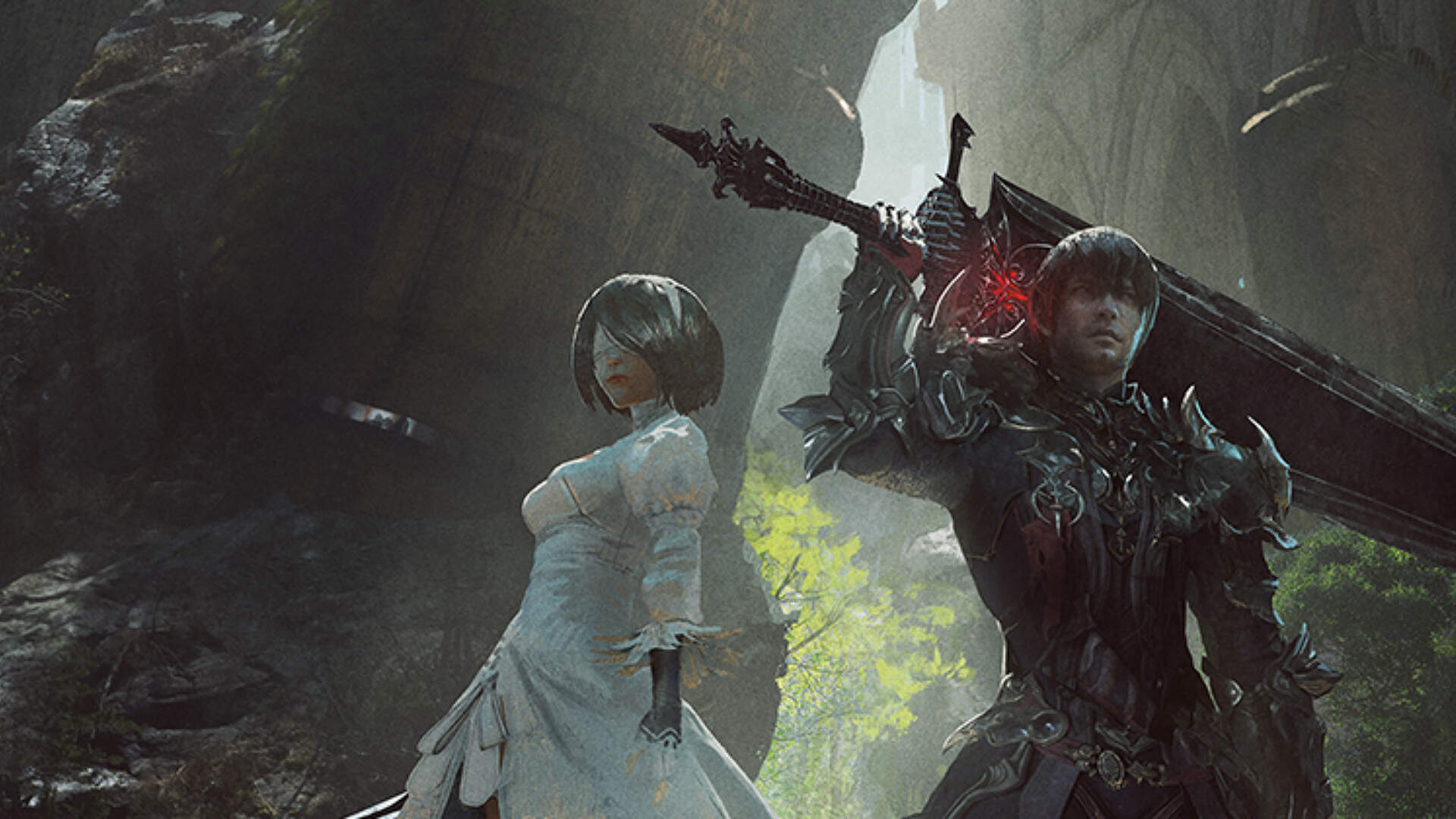 Final Fantasy 14's Nier: Automata Raid Gets a Release Date and a Ton of New Details