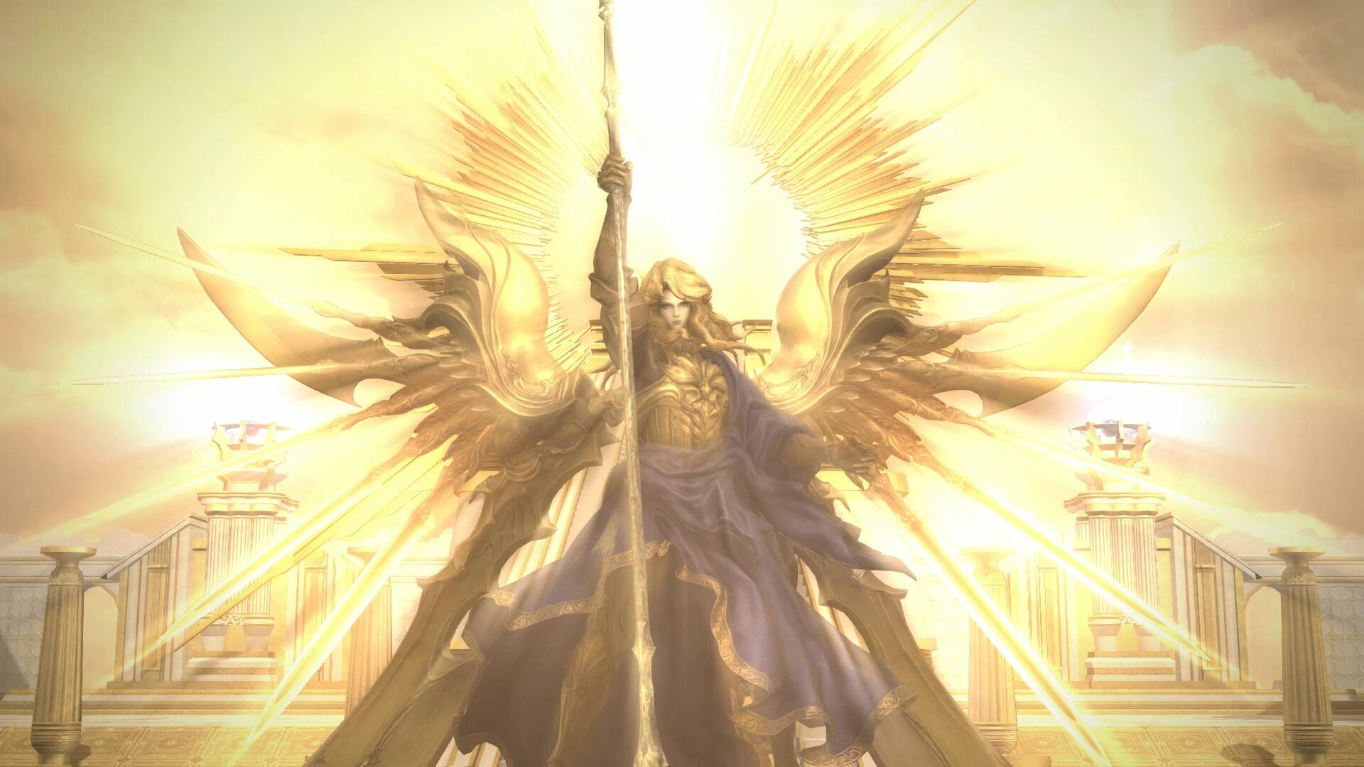 Final Fantasy 14: Shadowbringers - Innocence, The Crown of the Immaculate Normal and Extreme Strategy