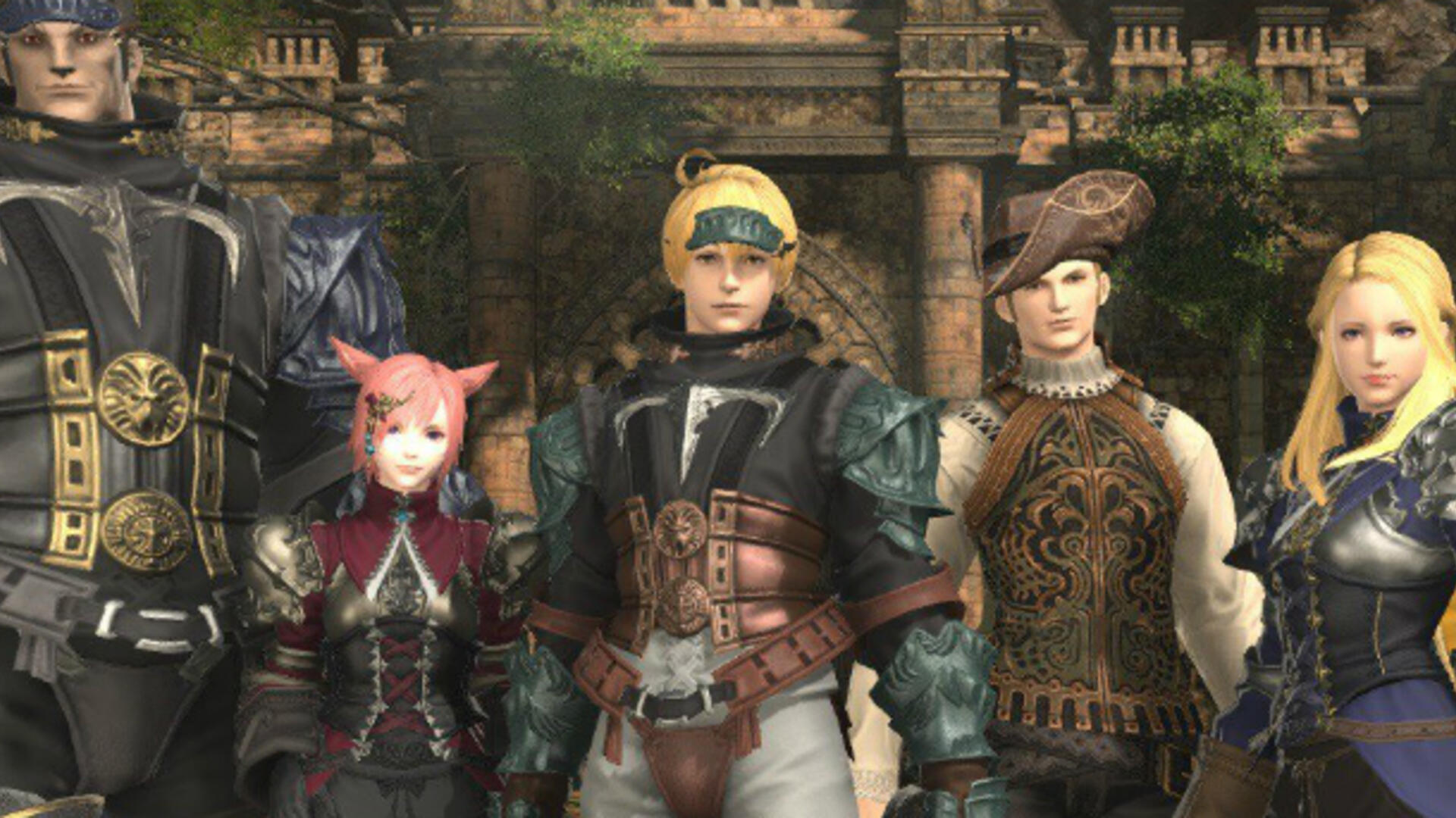 Final Fantasy 14 Patch 4 5 Brings An Old Friend Back to Ivalice