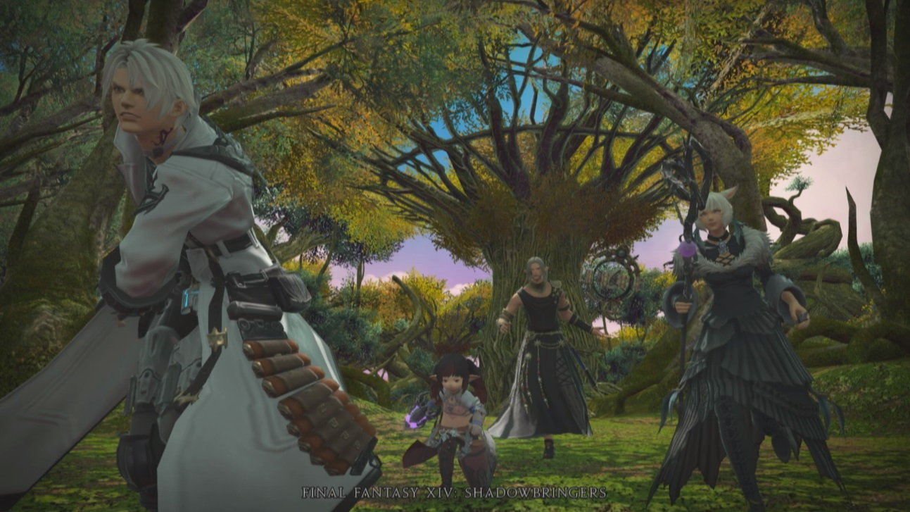 Final Fantasy 14: Shadowbringers' Director on the Viera and