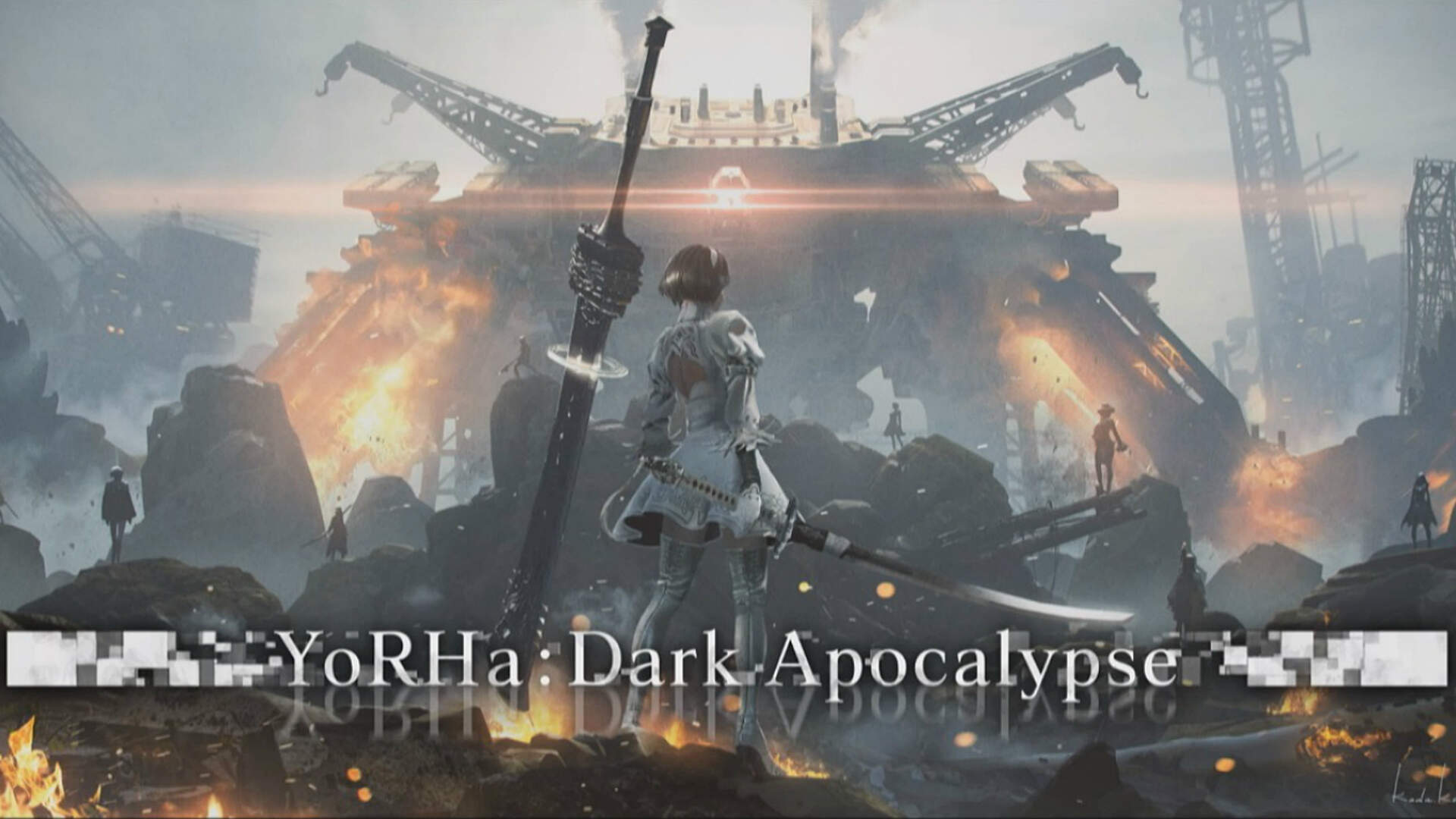 Final Fantasy 14: Shadowbringers' Alliance Raid Gets a Nier: Automata Spin From Yoko Taro