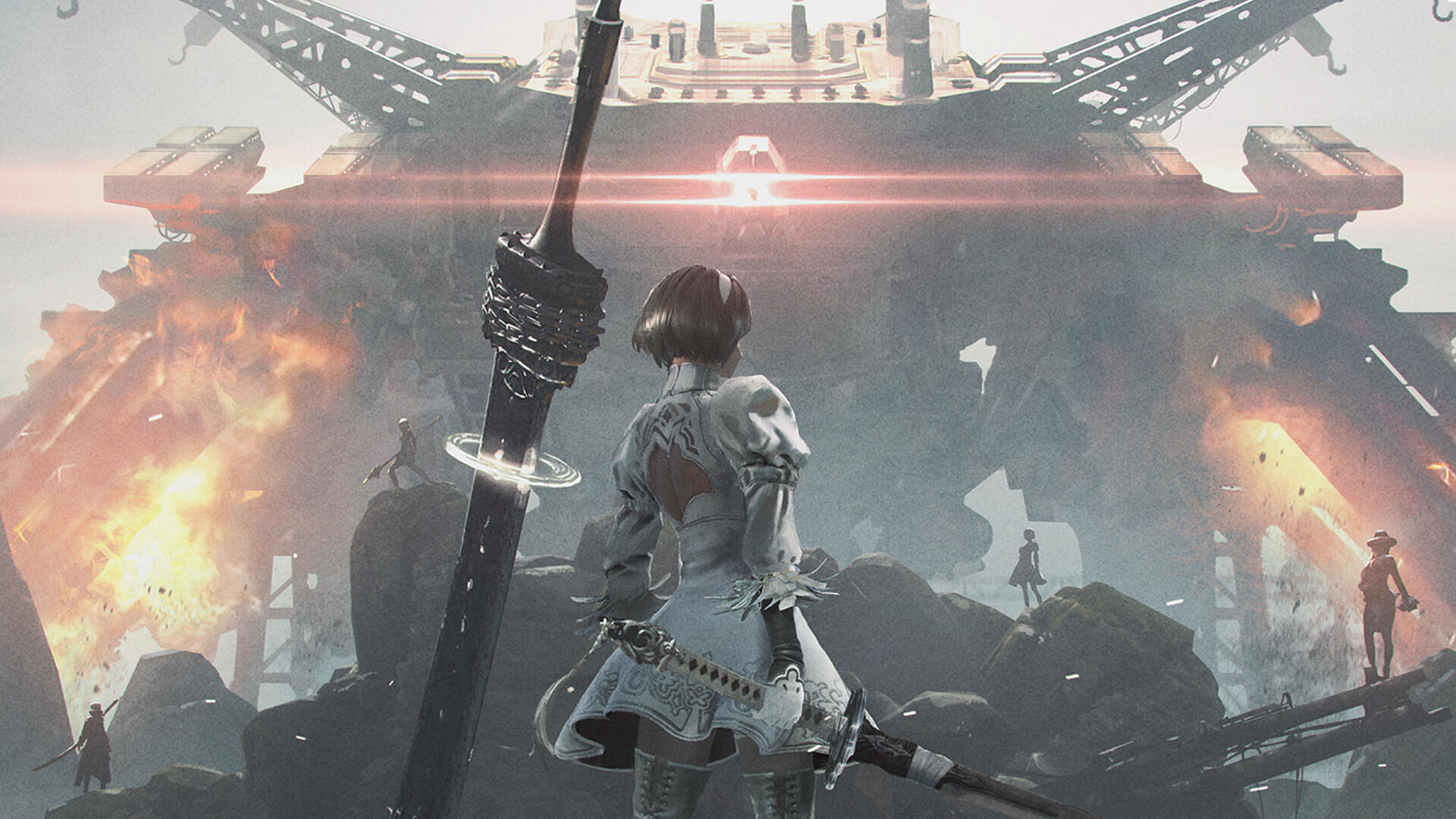 Final Fantasy 14 is the New Hub for All Things Square Enix and That's Fantastic