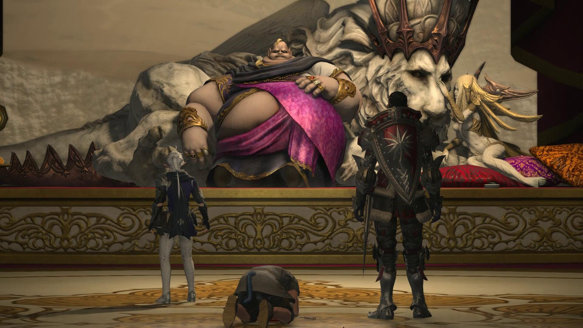 What Final Fantasy 14: Shadowbringers Has to Say About Today's Real World Problems