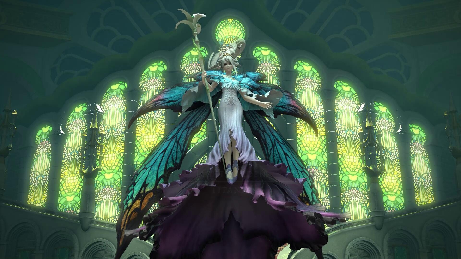 Final Fantasy 14: Shadowbringers - Titania, The Dancing Plague