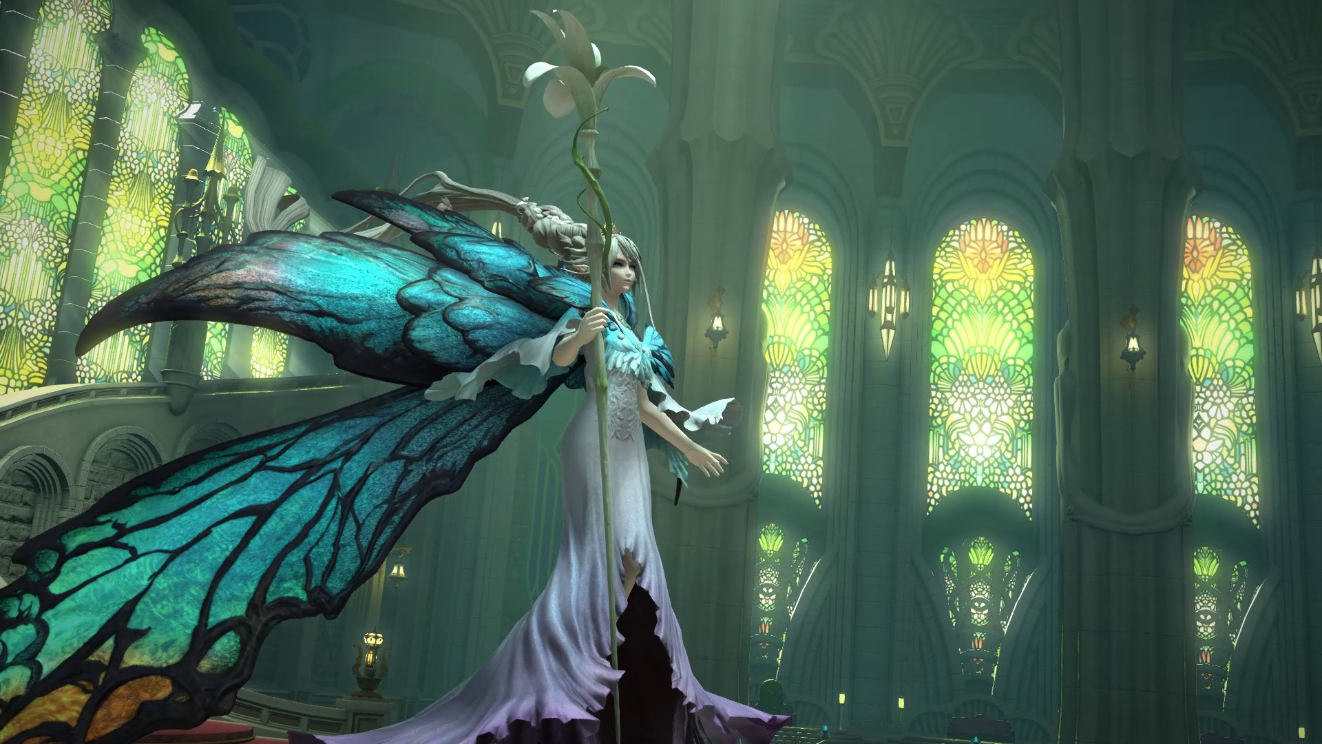 Final Fantasy 14: Shadowbringers - Titania, The Dancing