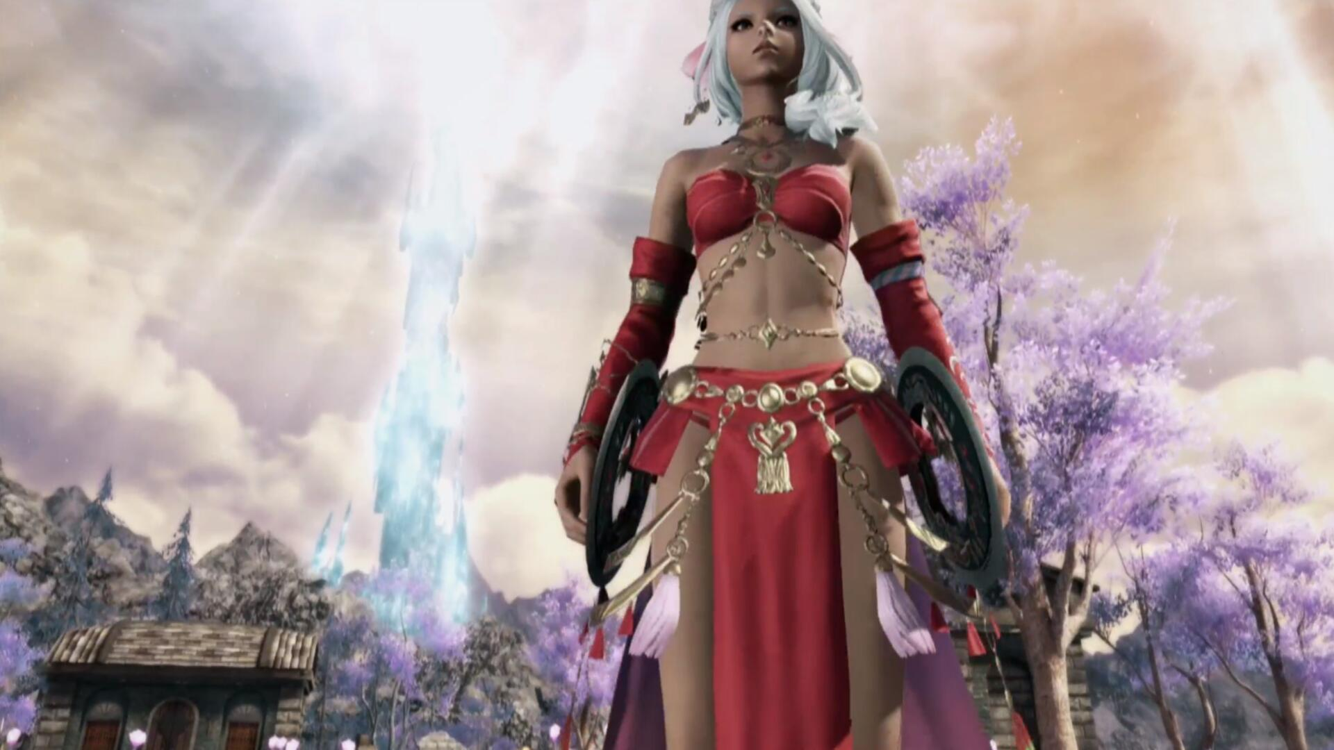 Final Fantasy 14: Shadowbringers' Last Job is Dancer
