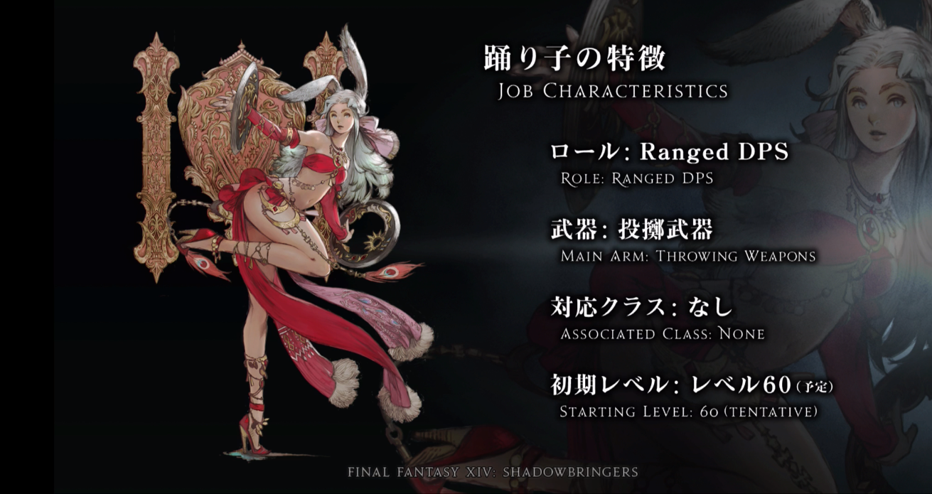 Final Fantasy XIV Shadowbringers introduces newest class