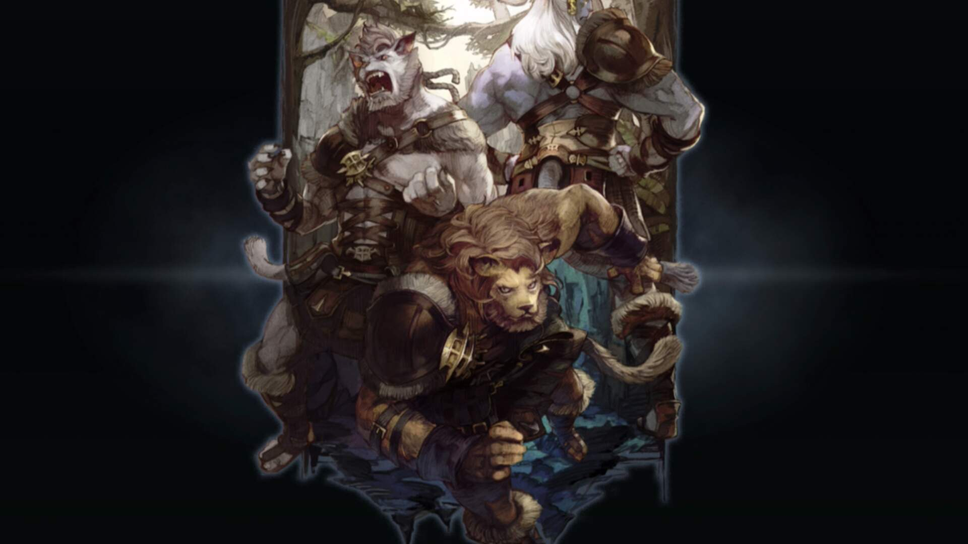 Final Fantasy 14 Fan Fest Keynote Shows Off New Race Inspired By Final Fantasy 10's Ronso