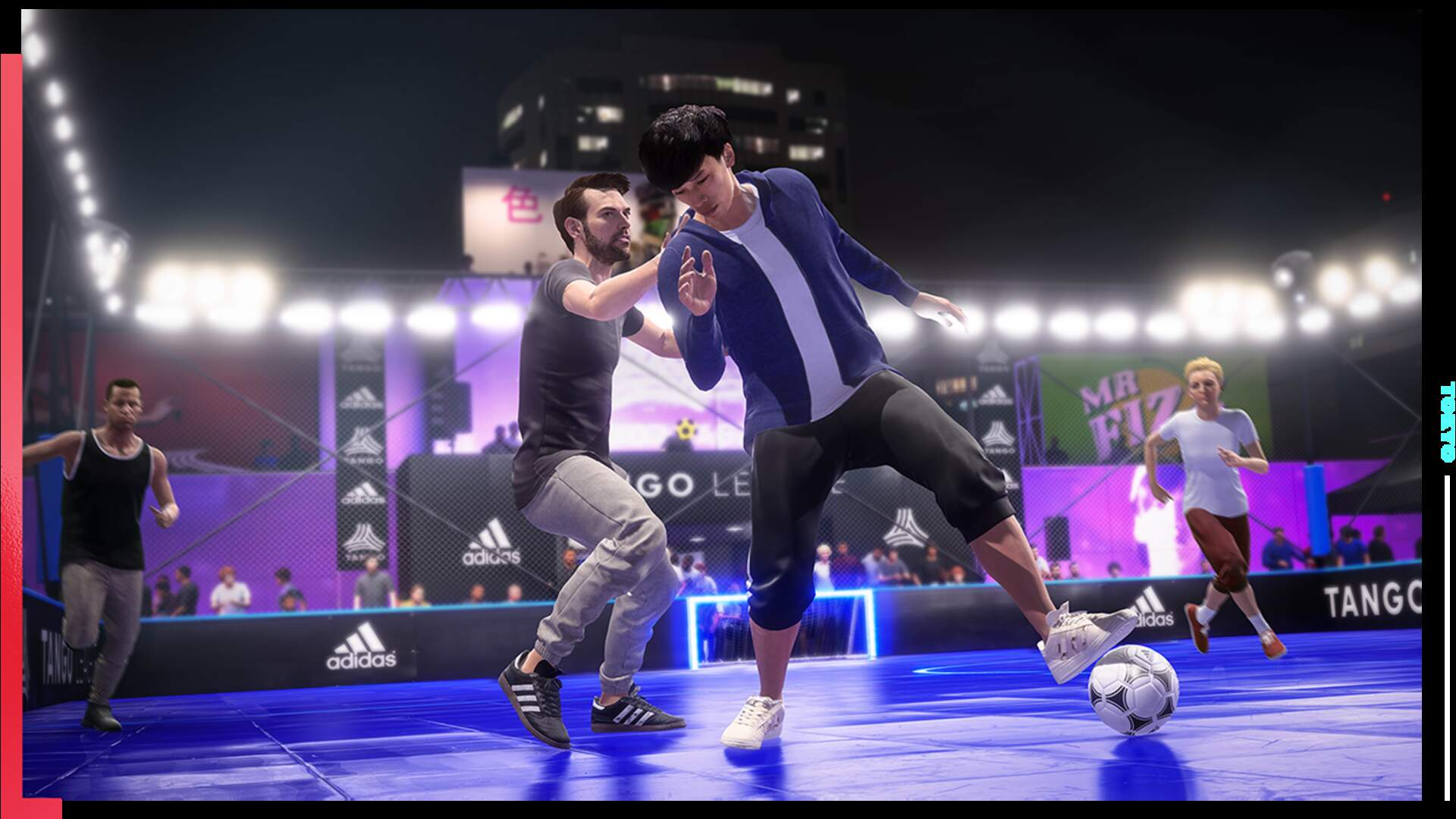 FIFA 20 Looks to Be Adding the Flavor of FIFA Street With the New Volta Mode